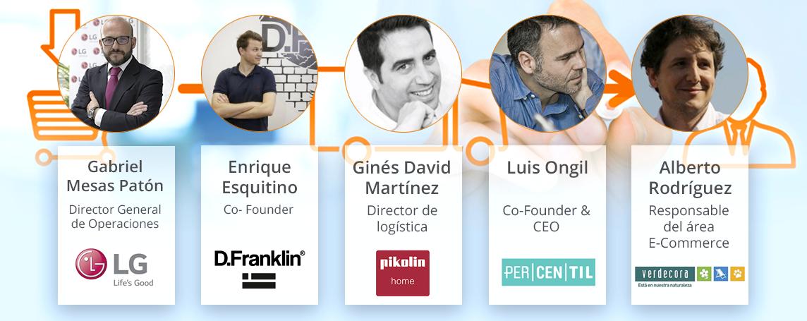 Speakers eLogistic Forum 2018