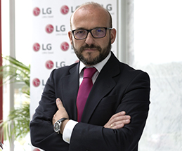 Gabriel Mesas Patón - LG Electronics Spain