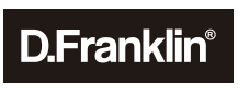 Logo D.Franklin